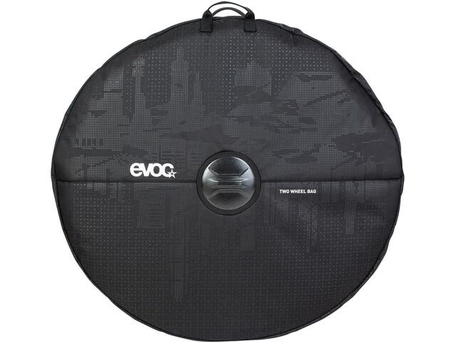 EVOC Two Borsa per ruota, black